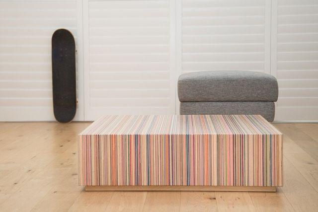 House · Wenn Kaputte Skateboards Zu Designer Tischen Werden | The Creators  Project