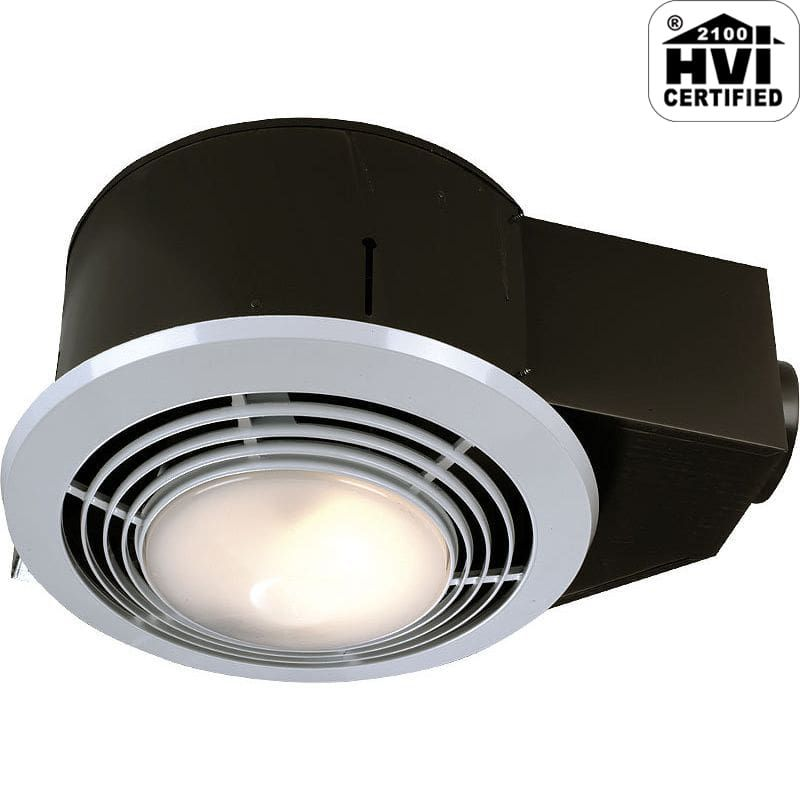 nutone qt9093wh 110 cfm 3 sone ceiling mounted hvi certified bath rh pinterest com