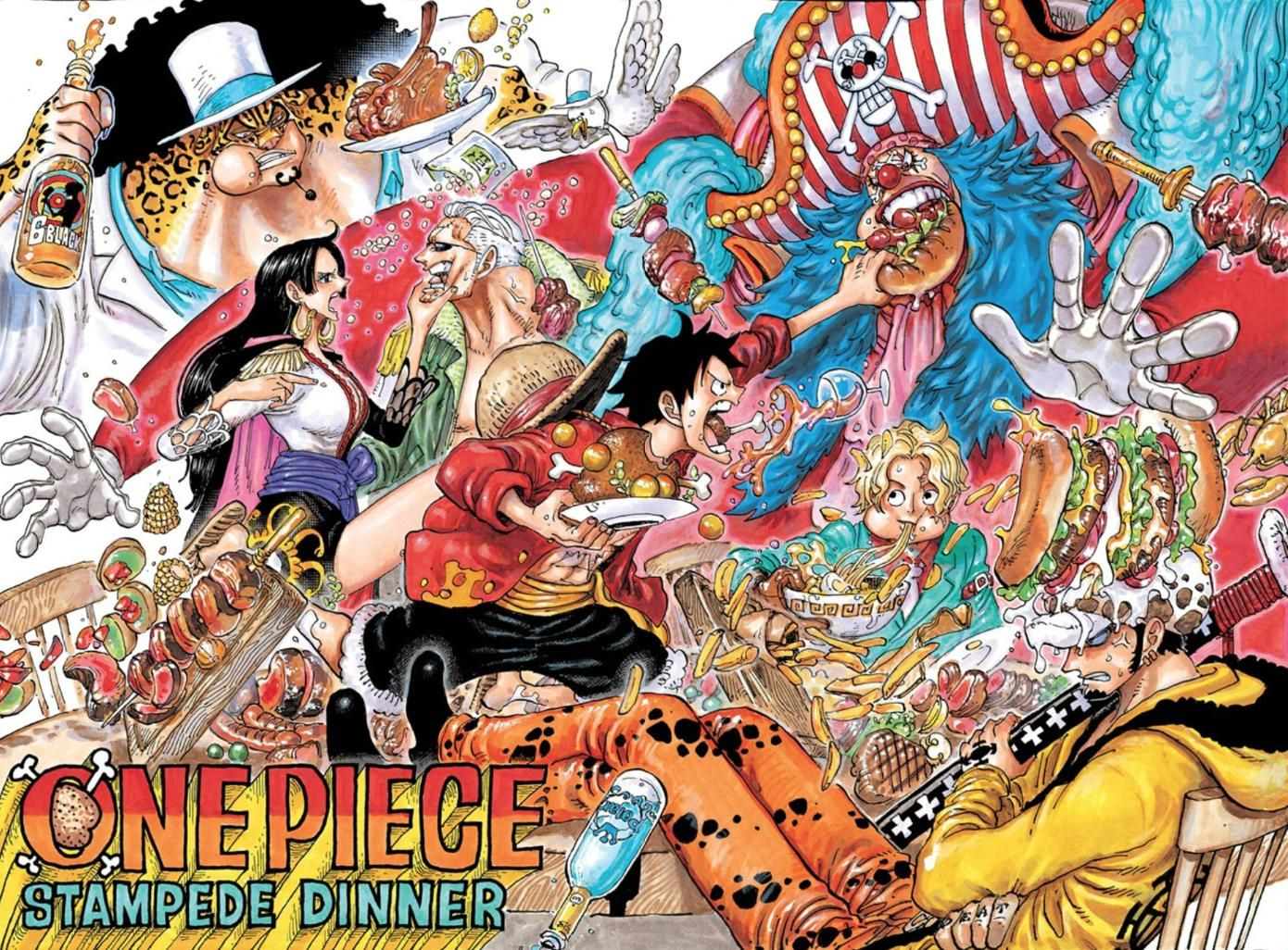 the one piece podcast on twitter onepiece イラスト イラスト ワンピース 扉絵