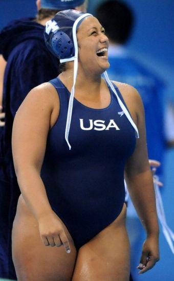 chubby women in swimmers