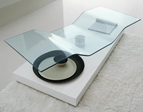 15 Contemporary Coffee Table Designs Modern Glass Coffee Table
