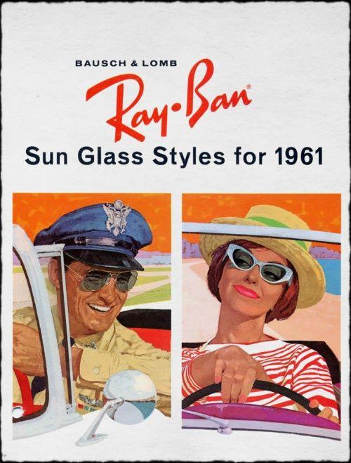 Ray Ban 1961