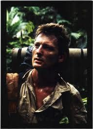 Benedict Allen in the jungle