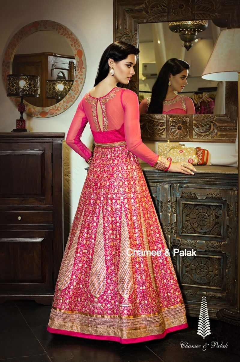 Chamee and Palak Info & Review | Moda india y India
