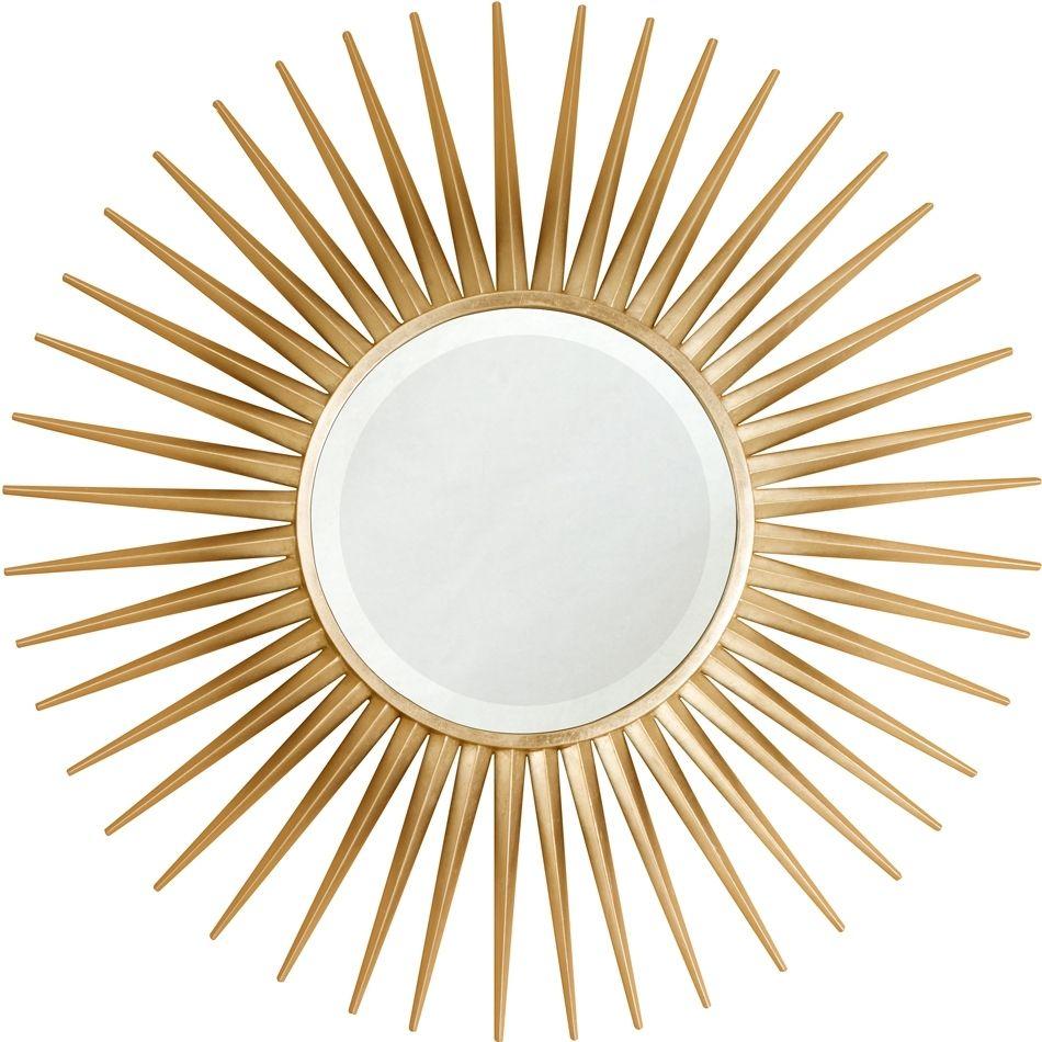 Hmmmmm Not In My Price Range And I Already Have Two Sunburst Mirrors And Don T Need Another But Spiegel Schmucken Goldener Sonnenspiegel Wandspiegel Rund
