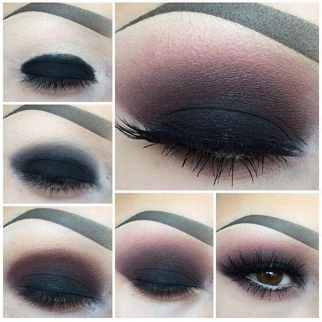 Smokey Eye Makeup 5 -  Smokey Eye Makeup 5   -