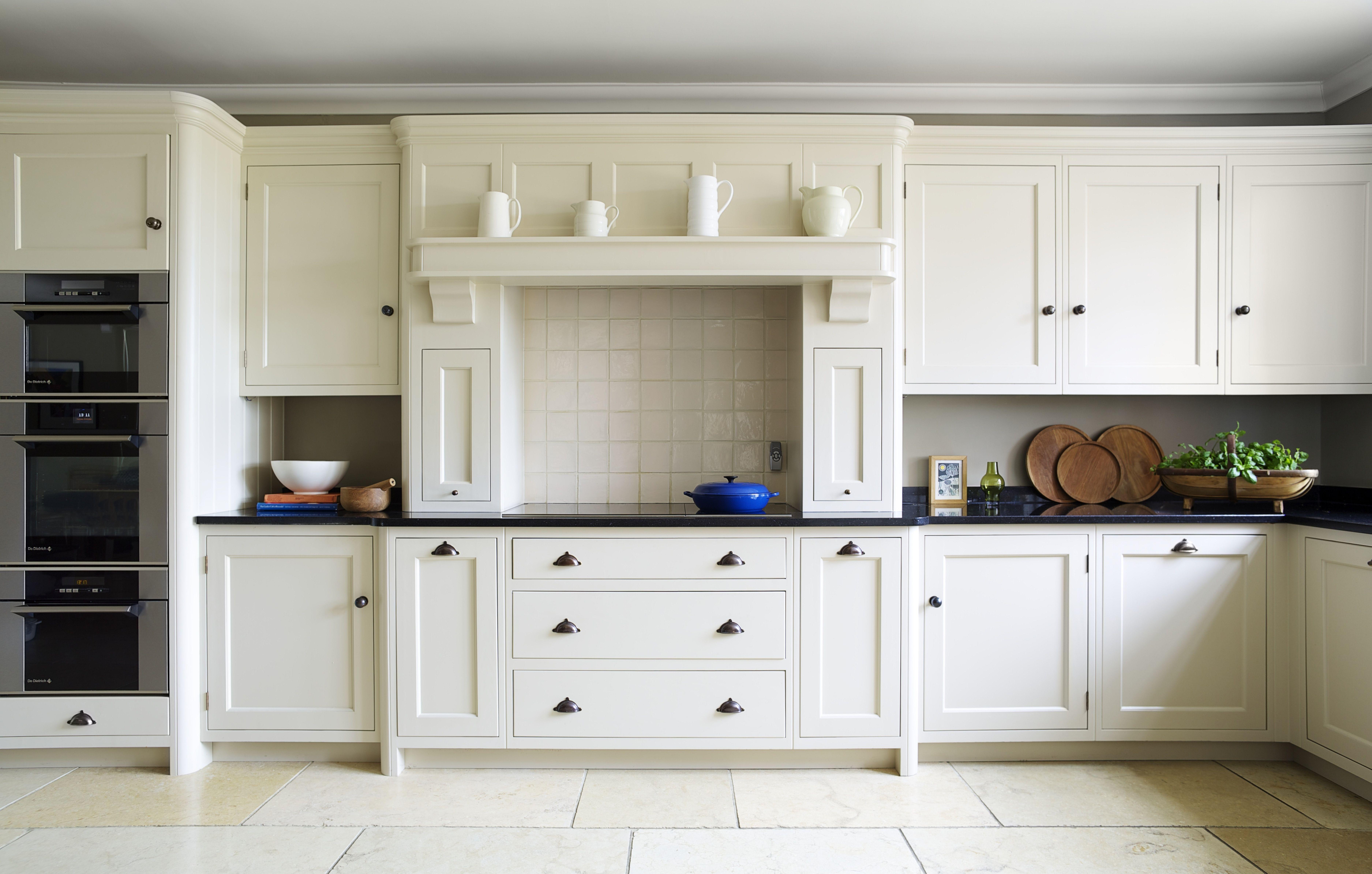White Kitchen Drawers 30 Modern White Kitchen Design Ideas And Inspiration  Cooking