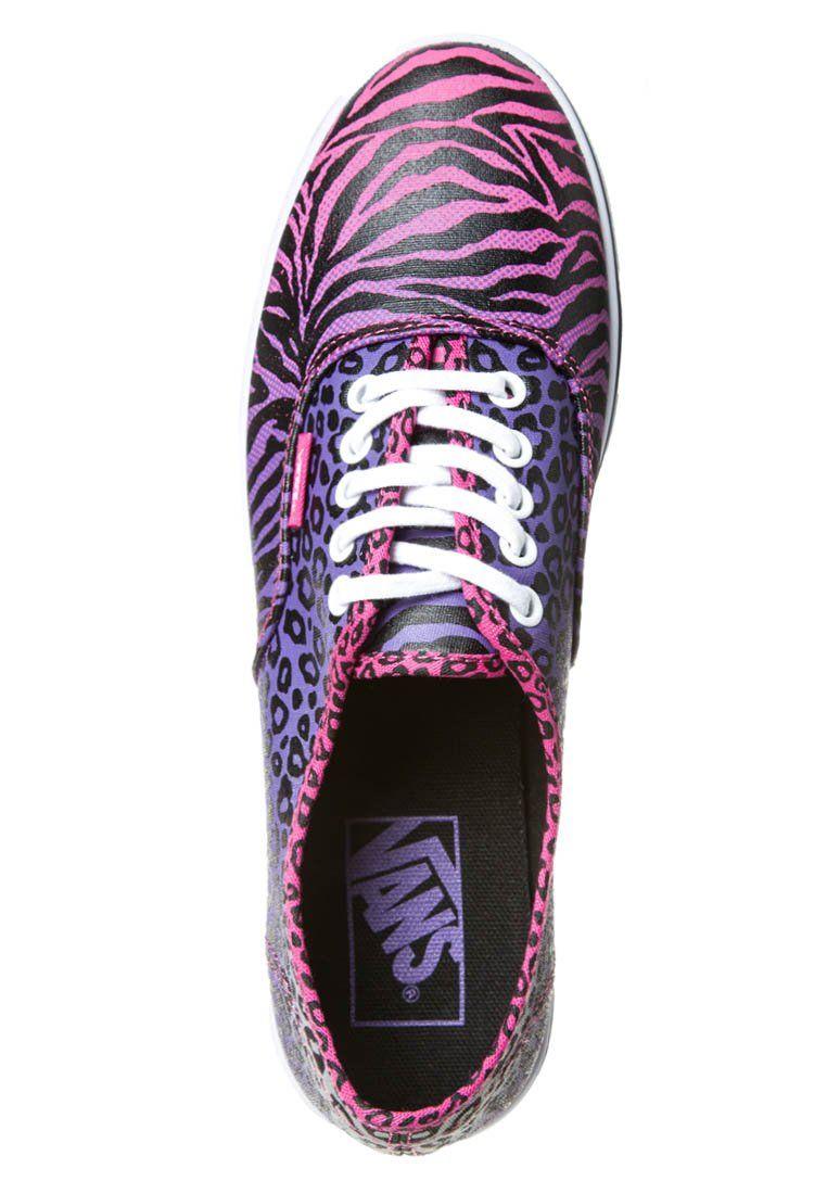 Vans - AUTHENTIC LO PRO - Sneakers laag - Paars