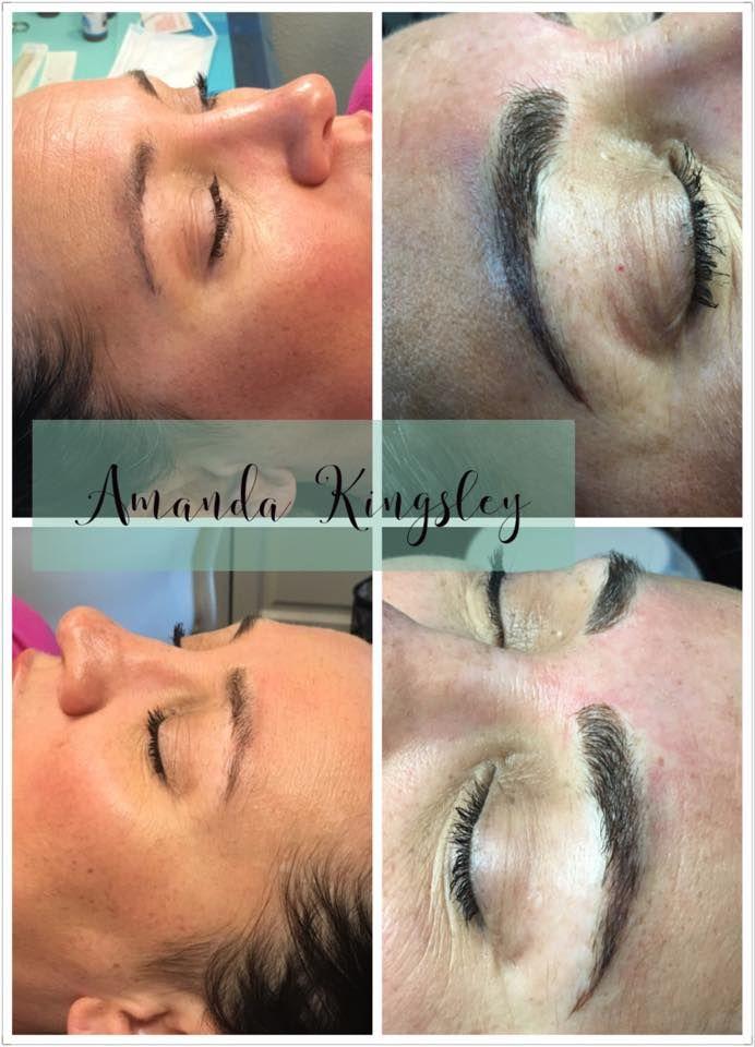 Amanda Kingsley Micro Blading Artist Fort Worth Texas 3dbrows