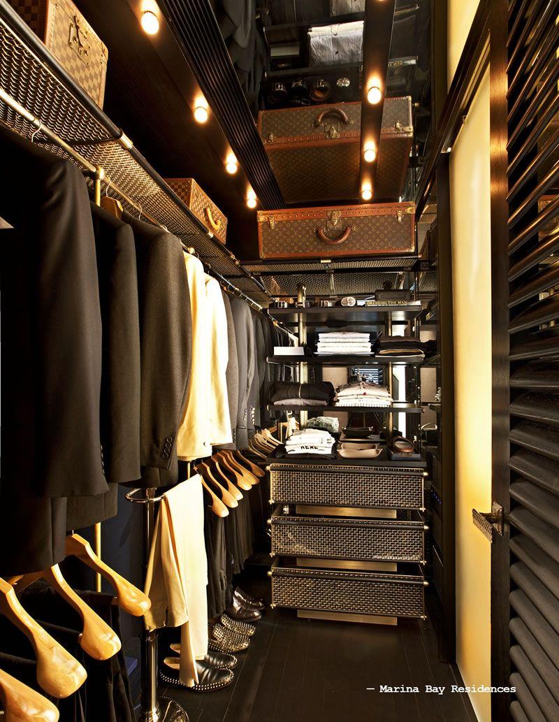 Adesivo Jesus Cristo Caminhao ~ Krieit Associates Bespoke Interiors My Style Pinterest Vestidor, Armario y Arquitectura