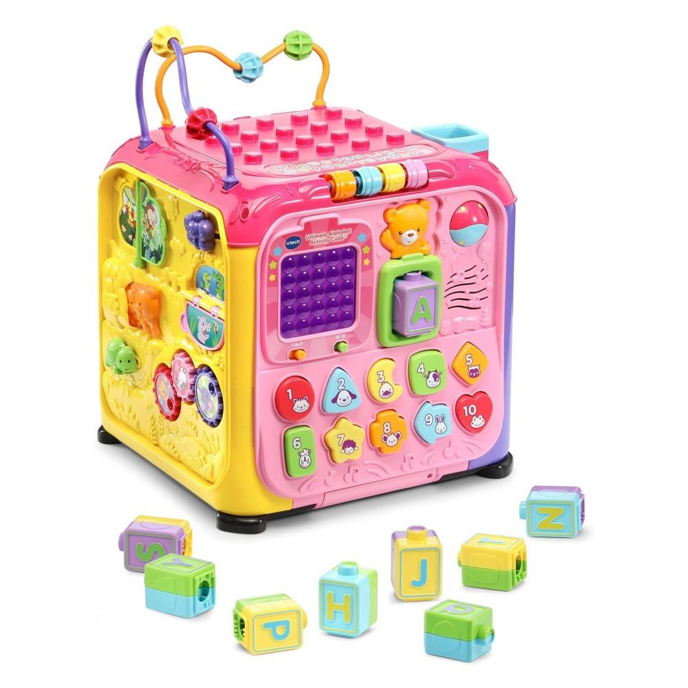 VTech Activity Cube Play Centers   Activity cube, Alphabet ...