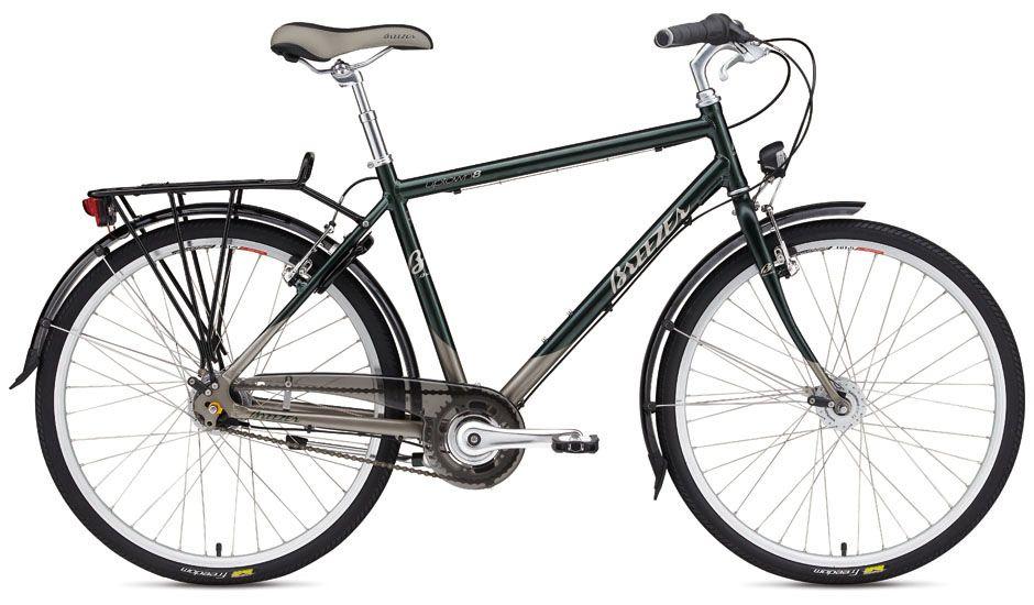 breezer uptown 8  great commuter bike  8 speed internal