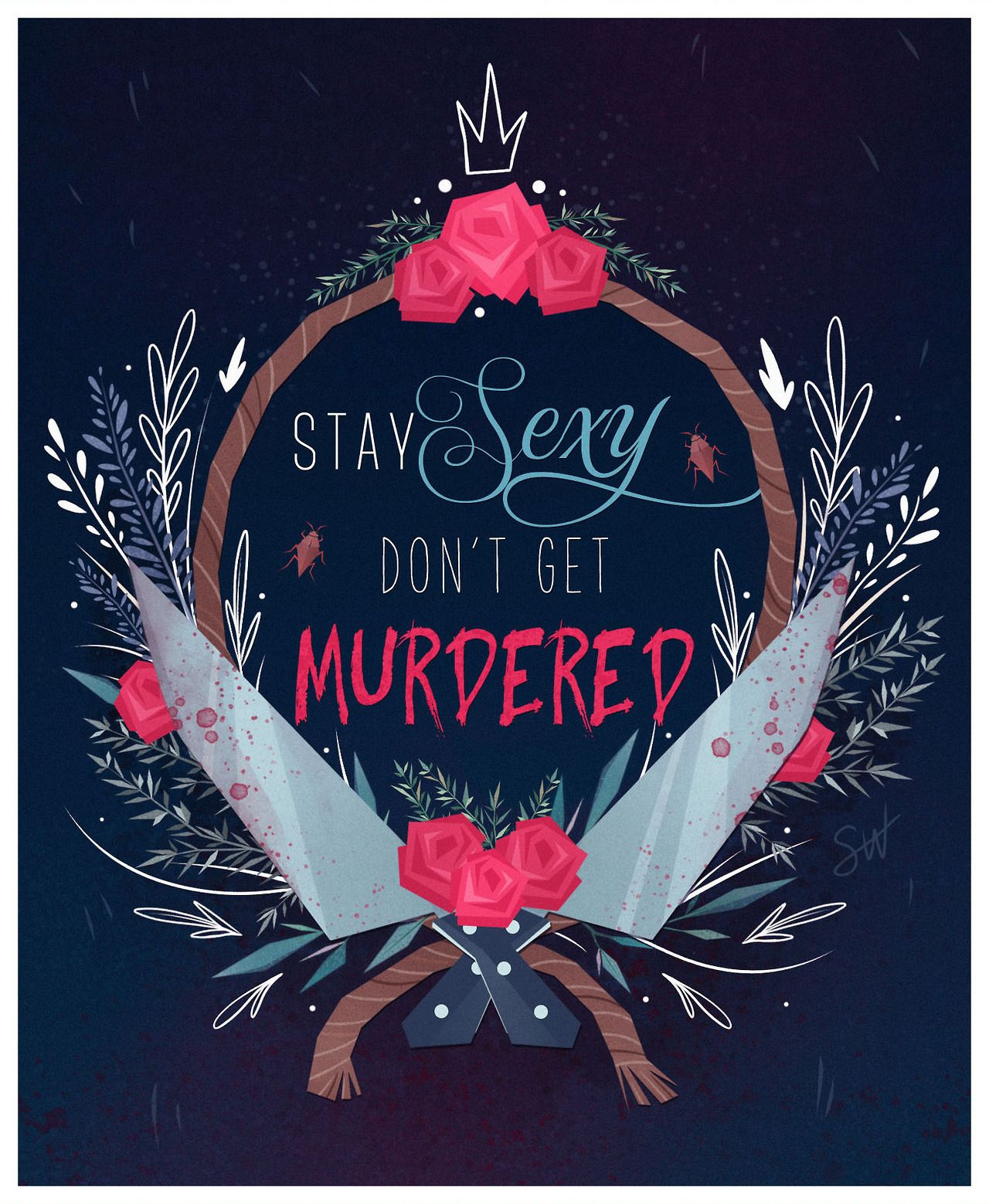 Some Mfm Art For My Fellow Murderinos
