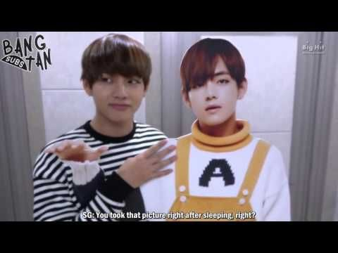 [ENG] 160122 [Announcement] BTS The Manual(BTS Standee user manual) - YouTube