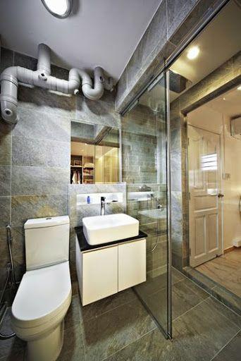 Hdb living room design singapore singapore toilet and for Bathroom ideas singapore