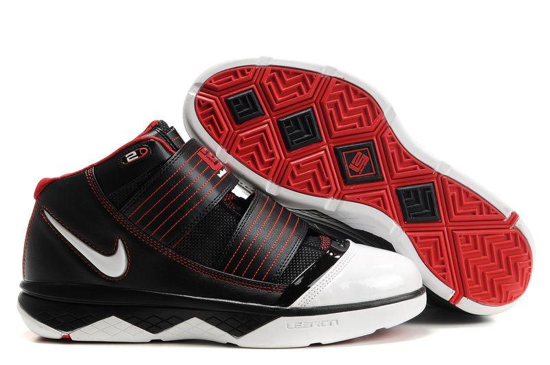 Nike Zoom LeBron Soldier III � James ShoesNikes ...