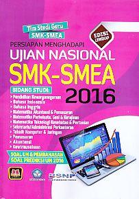 Persiapan Menghadapi Ujian Nasional Smk Smea 2016 Ajibayustore Buku Guru Perpustakaan