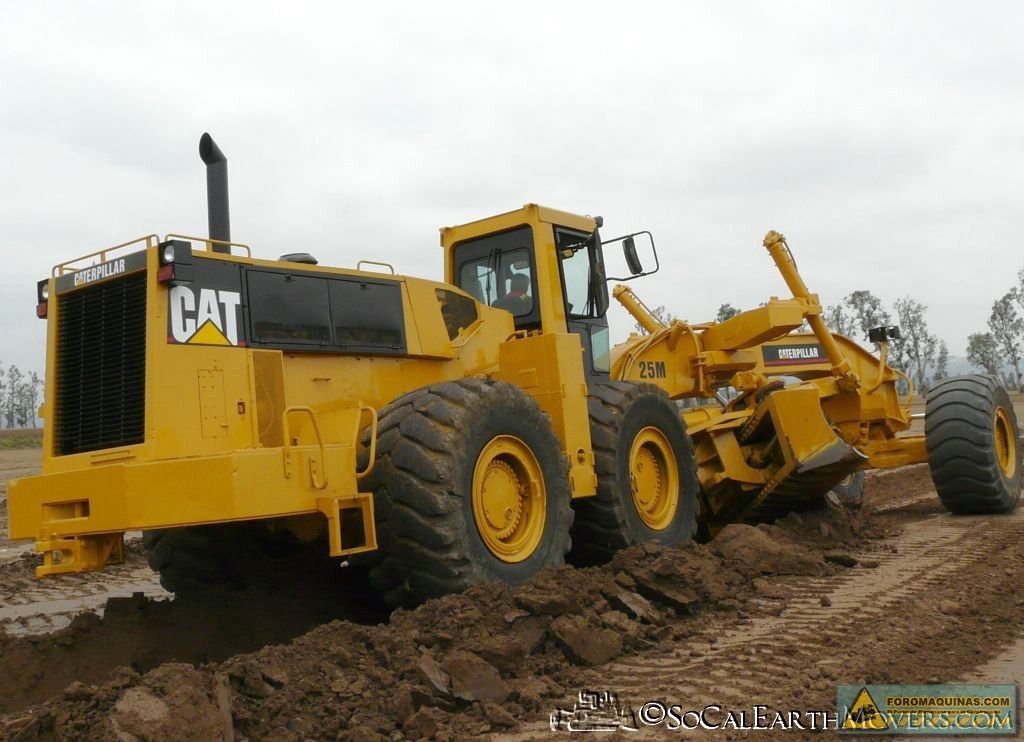 Caterpillar D12 | Re: Cat 25M
