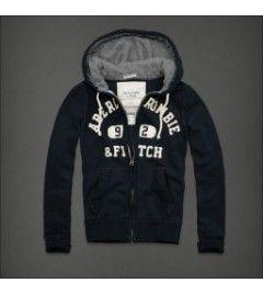 online store b61df 25d1c AF027- Abercrombie Fitch Deutschland Herren Hoodie Schwarz ...