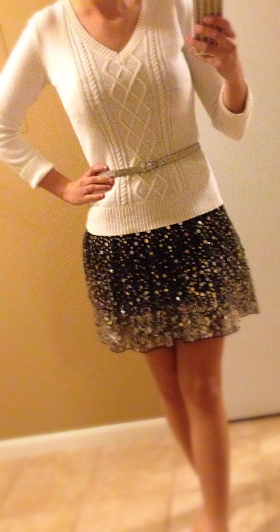 20 Style Tips On How To Wear Sequins For The Holidays - Gurl.com ...