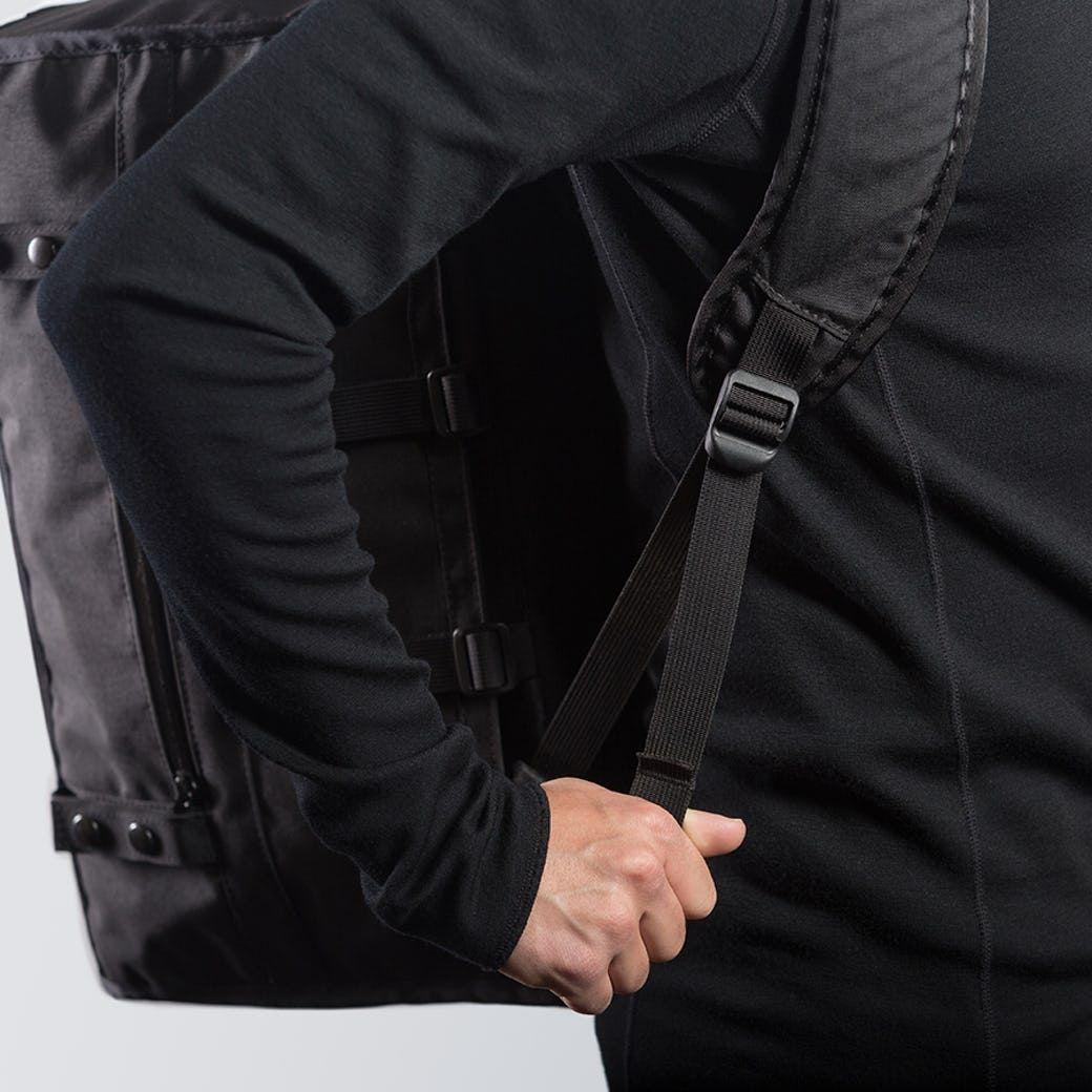 HT Transit Duffel 31L Duffle, Duffel, Backpack straps