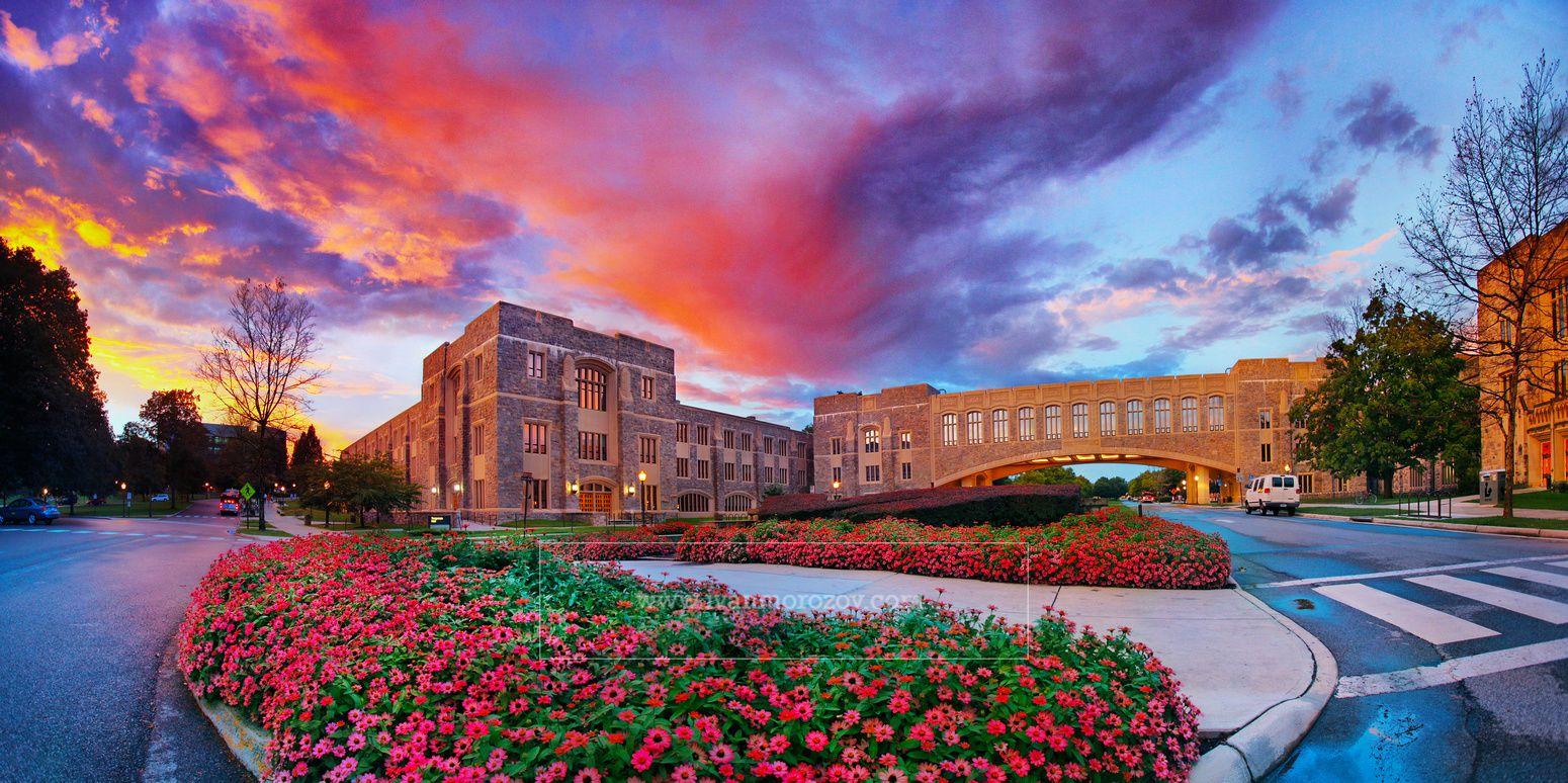 Torgersen Hall Torgersen Hall Virginia Tech Virginia Tech Virginia Tech