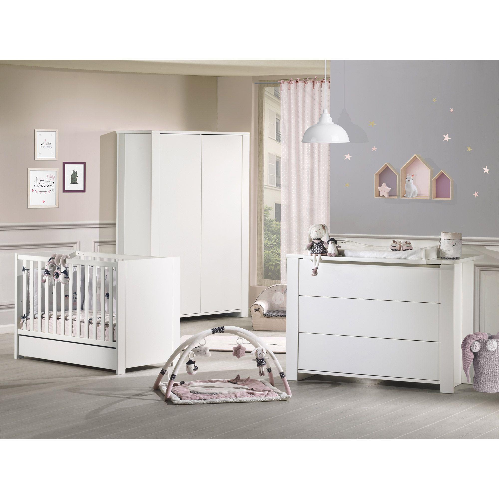armoire chambre bebe lit bebe