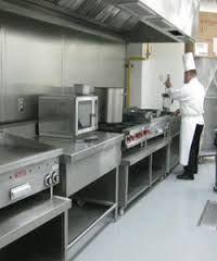 resultado de imagem para cocinas de restaurantes peque os