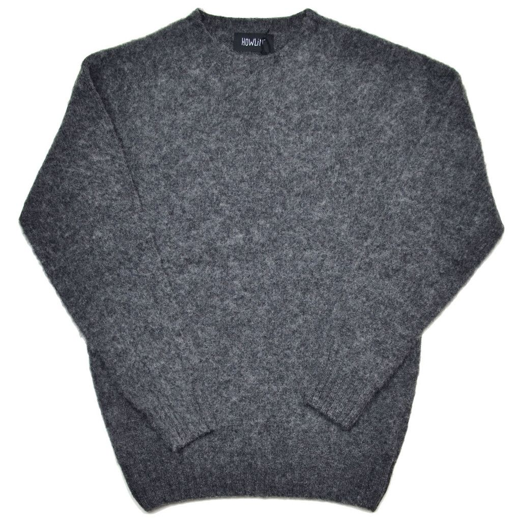 Howlin' - Birth of the Cool Wool Sweater - Oxford | Wool sweaters ...