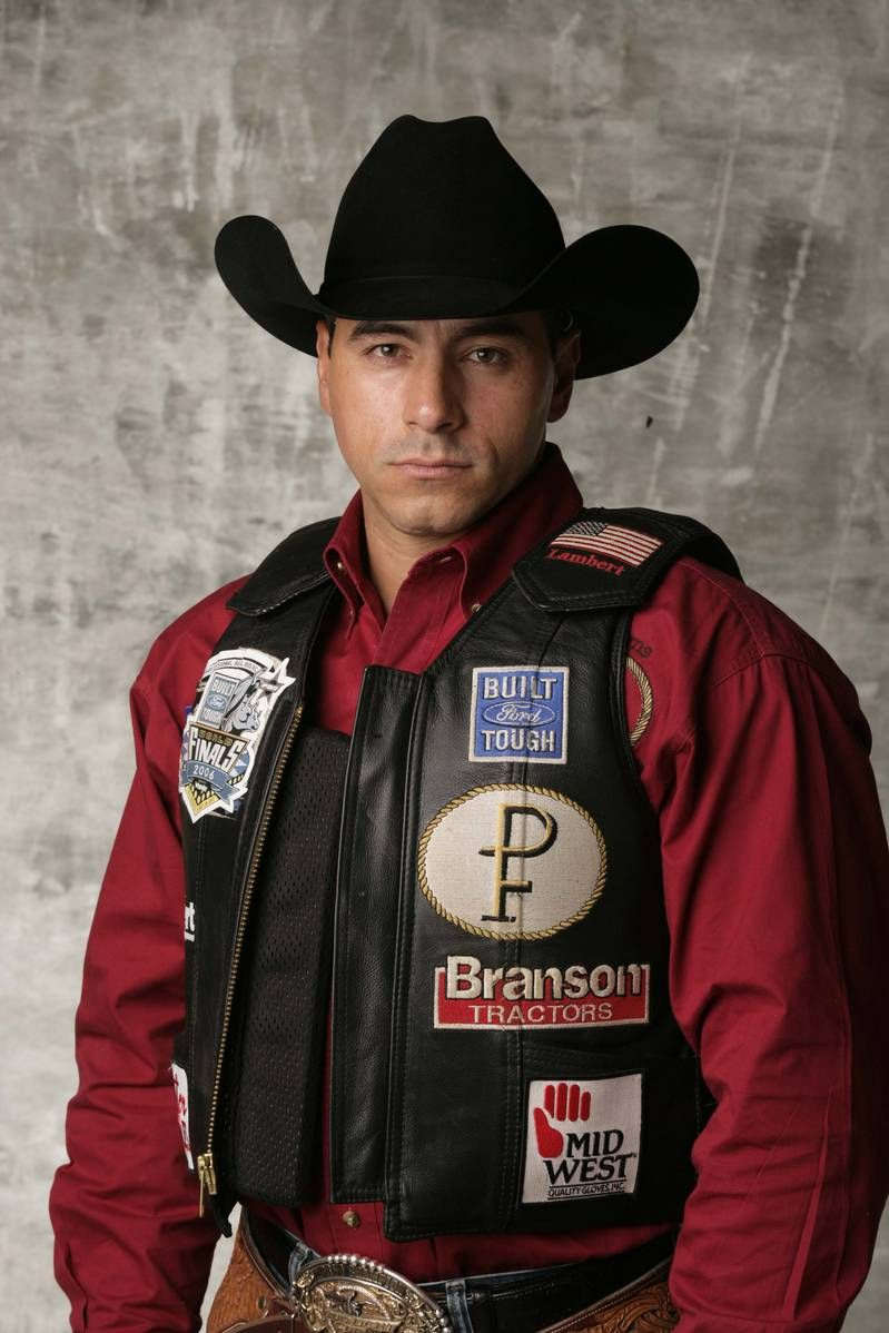 This is Adriano Moraes, a rodeo bull rider now retired. He ... Adriano Moraes Bull Rider Today