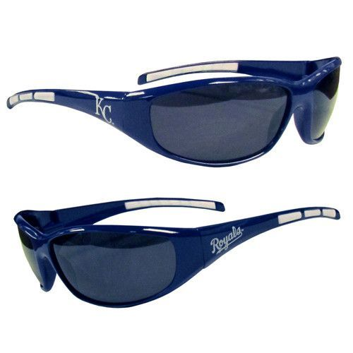 Kansas City Royals MLB Wrap Sunglasses