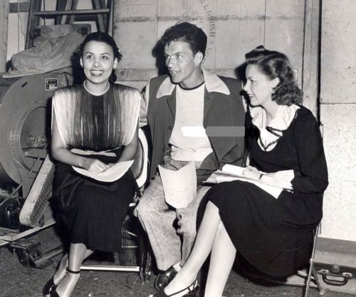 Image result for LENA HORNE AND FRANK SINATRA