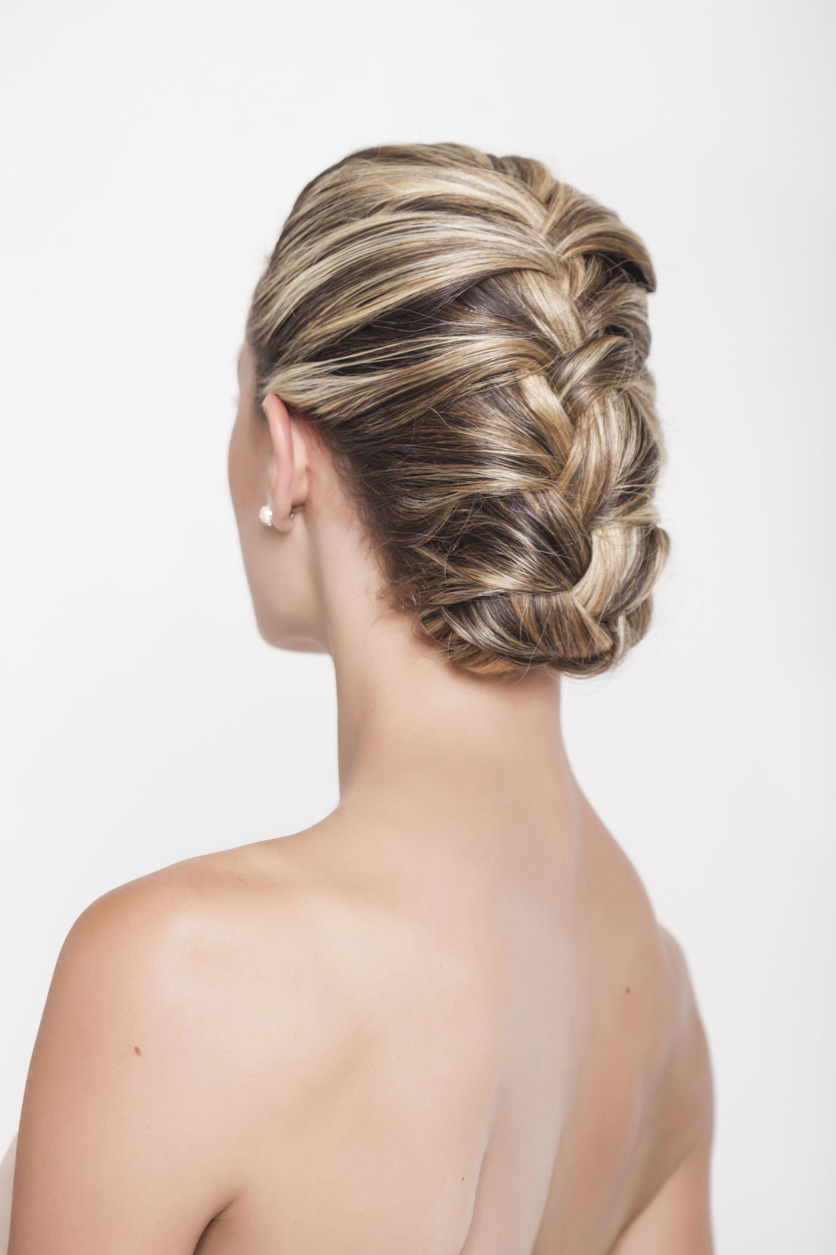 Fácil peinados trenza Imagen De Consejos De Color De Pelo - Peinados De Trenza Floja   Certificacion Calidad Turistica