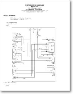 Diagrama/Manual Volkswagen Jetta A3 jetta a3 93-96
