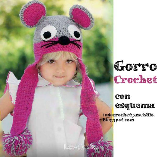 Nuevo Hermoso Bebé Infante Gris Tejido Crochet Sombrero Pixie Beanie