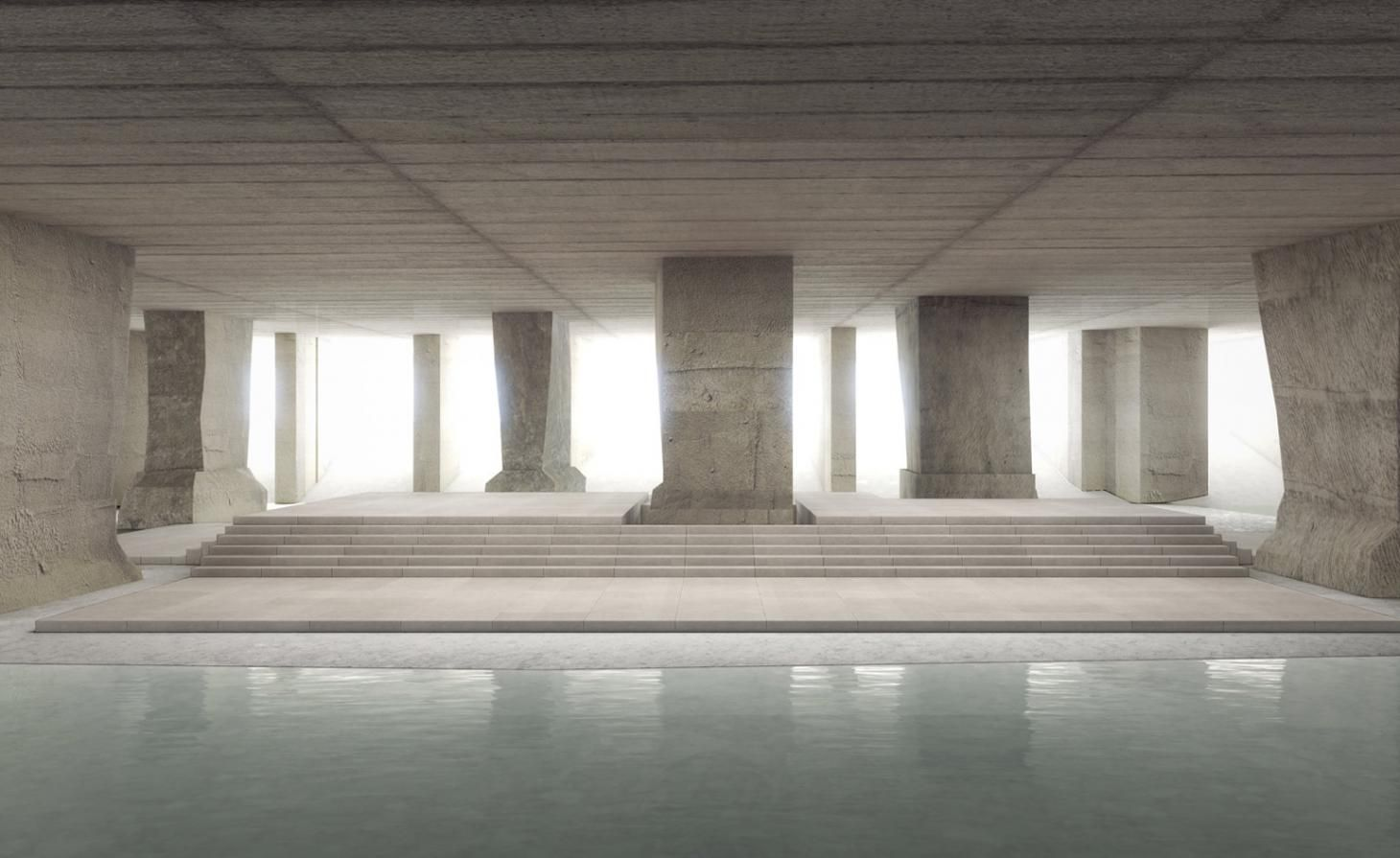 Vicenza Show Salutes David Chipperfield Architects Four Studios