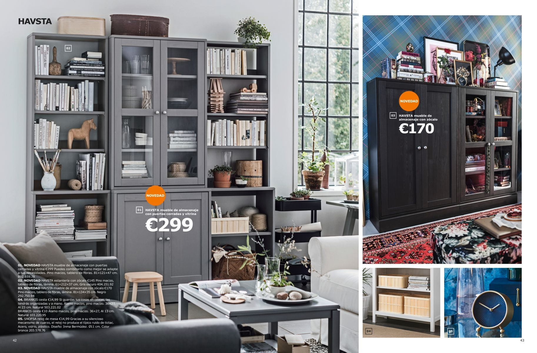 Salones 2019 Havsta Catalogo De Salones 2019 Home In 2019 Tv Storage