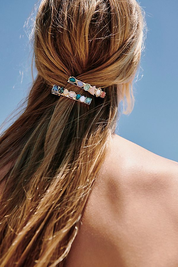 Hair Accessory Trends You Can Wear at Any Age #hairaccessories