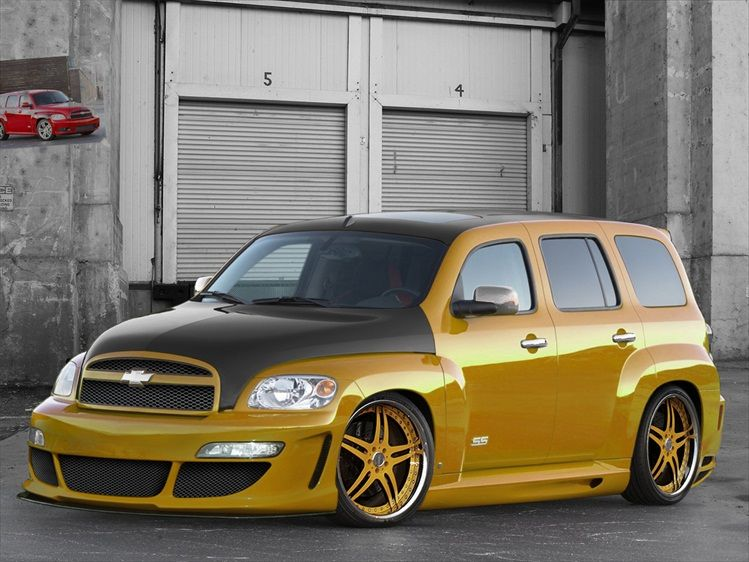 Hhr Chevrolet Hhr Custom Suv Tuning Chevy Hhr Chevrolet Jeep Suv