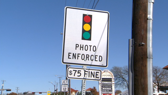 A North Texas Attorney Is Continuing His Fight Against Red Light Cameras By Taking His Case To The State S Fifth Distri Red Light Camera Light Camera Light Red