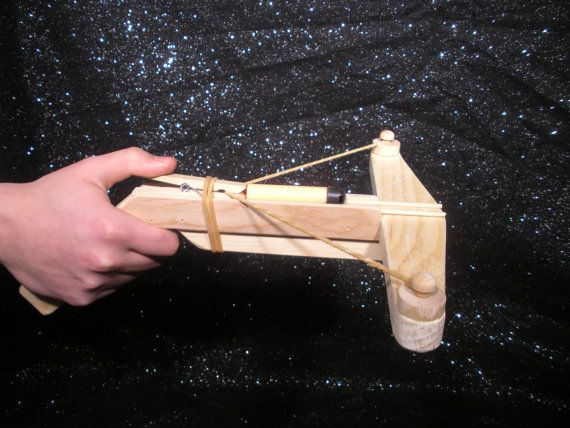 foam dart crossbow propels