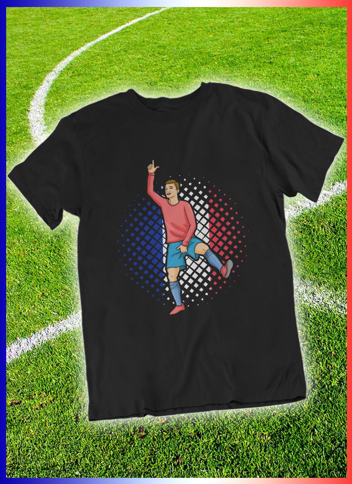 on sale 65f82 f3a63 Frankreich Sieger Jubel L-Tanz | T-Shirts, Shirts, Hoodies ...