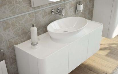 Arredo bagno VitrA: lavabo contemporaneo Geo   Vitra bathrooms