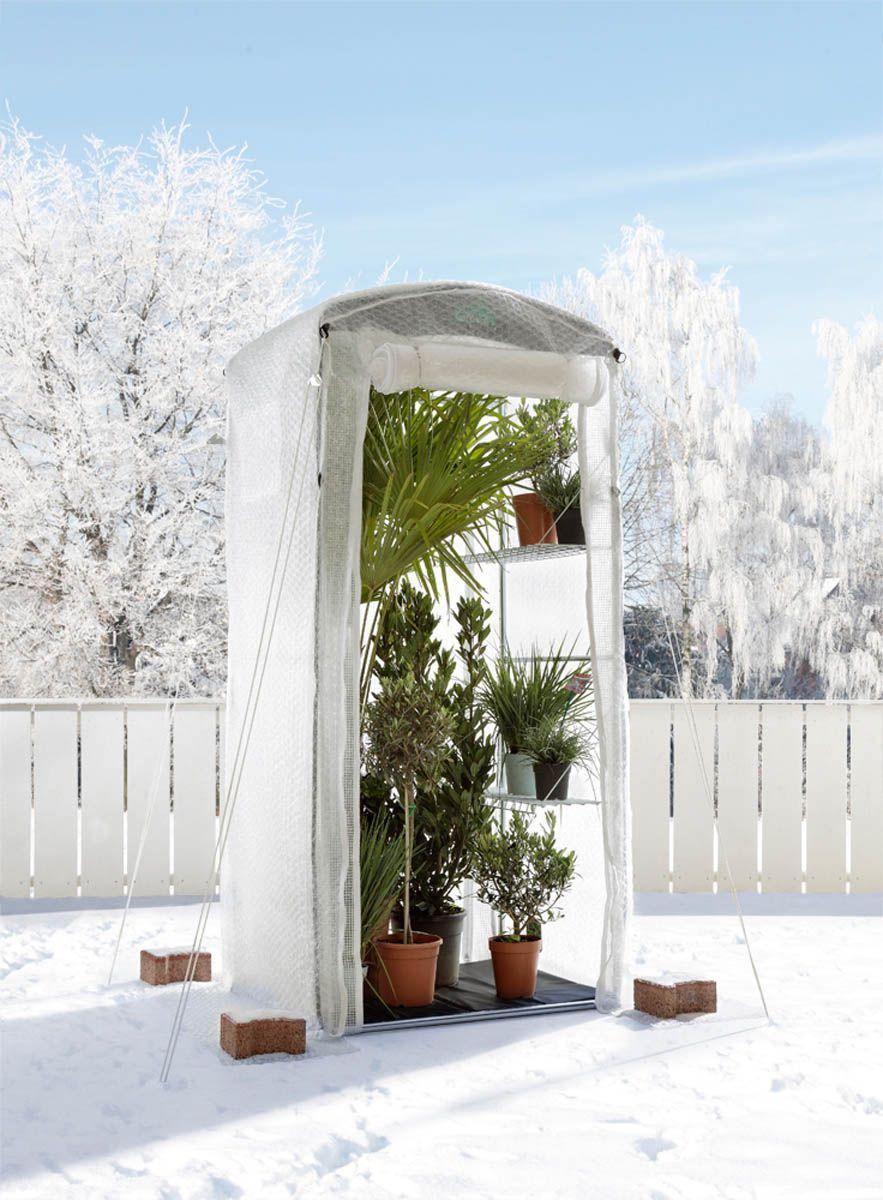 Das Perfekte Mobile Gewachshaus Fur Winter Mit Isolation Und