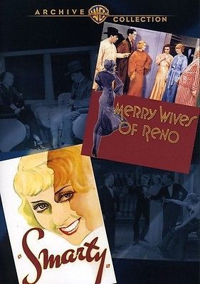 Merry Wives of Reno/Smarty DVD Region ALL for USD16.00 #DVDs #Movies #DVDs #Region Like the Merry Wives of Reno/Smarty DVD Region ALL? Get it at USD16.00!