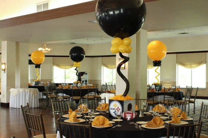 Magnificent party rooms steelers themed bar mitzvah magnificent magnificent party rooms steelers themed bar mitzvah filmwisefo Gallery