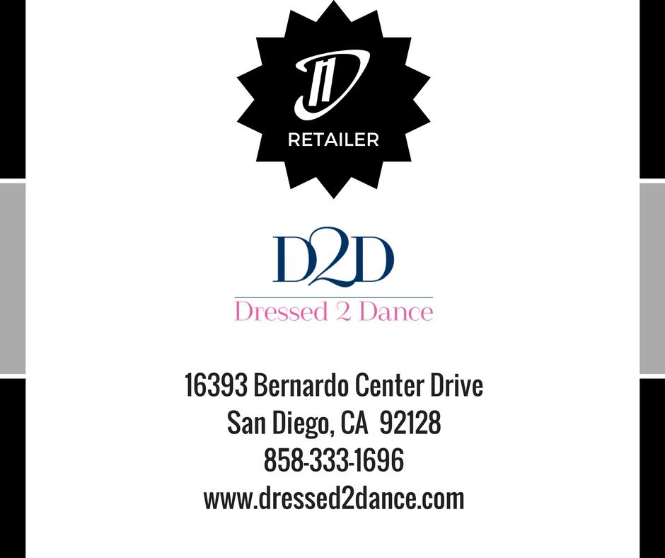 Dressed 2 Dance Dreamduffelretailer Dream Duffel Dance Store Dance Accessories