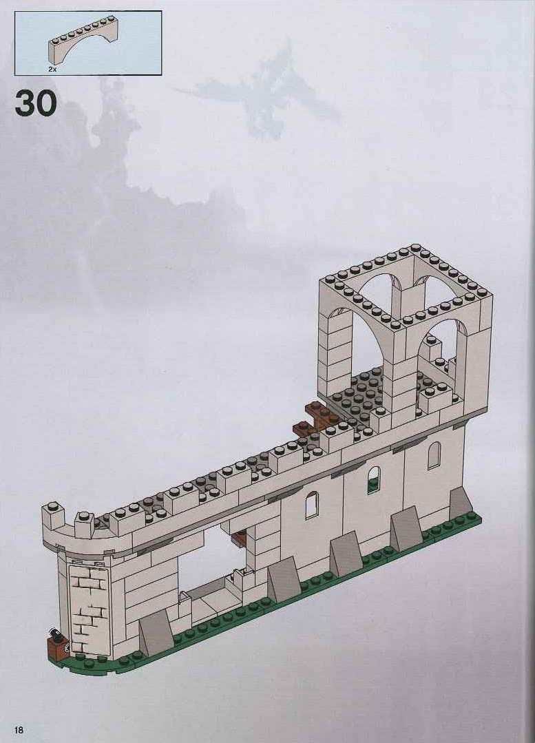 Castle kings castle siege lego 7094 lego lego