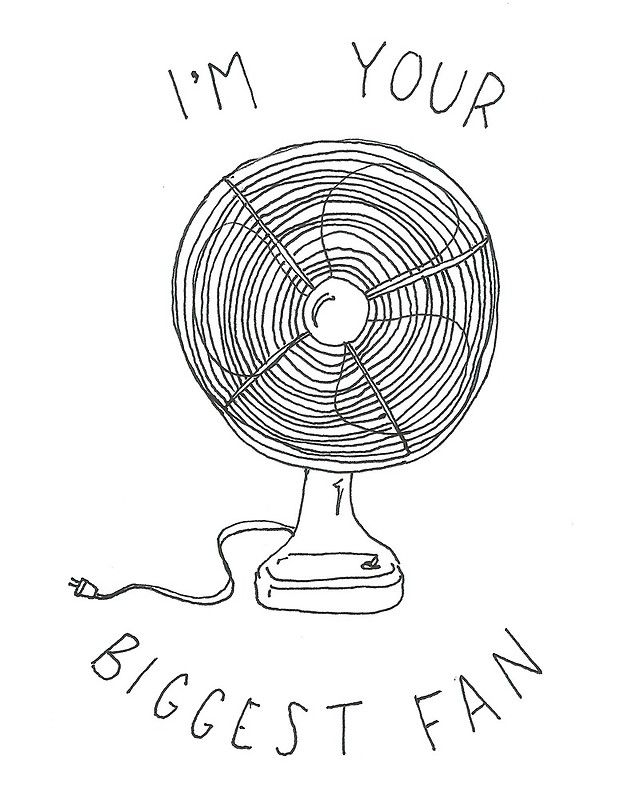 I M Your Biggest Fan Greeting Card By Whitney Cole Cards For Boyfriend Birthday Cards For Boyfriend Birthday Cards