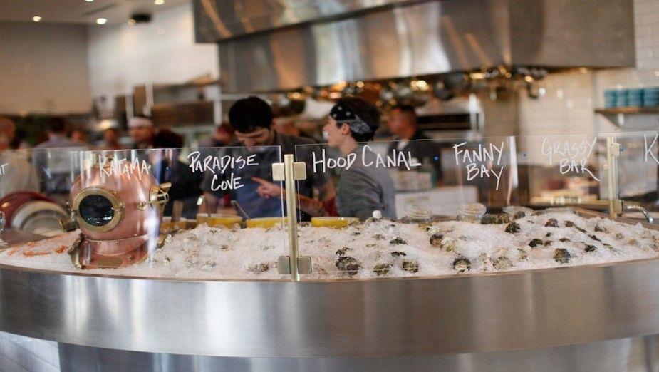LITTLE CLEO'S SEAFOOD LEGEND Restaurant concept, Tasting